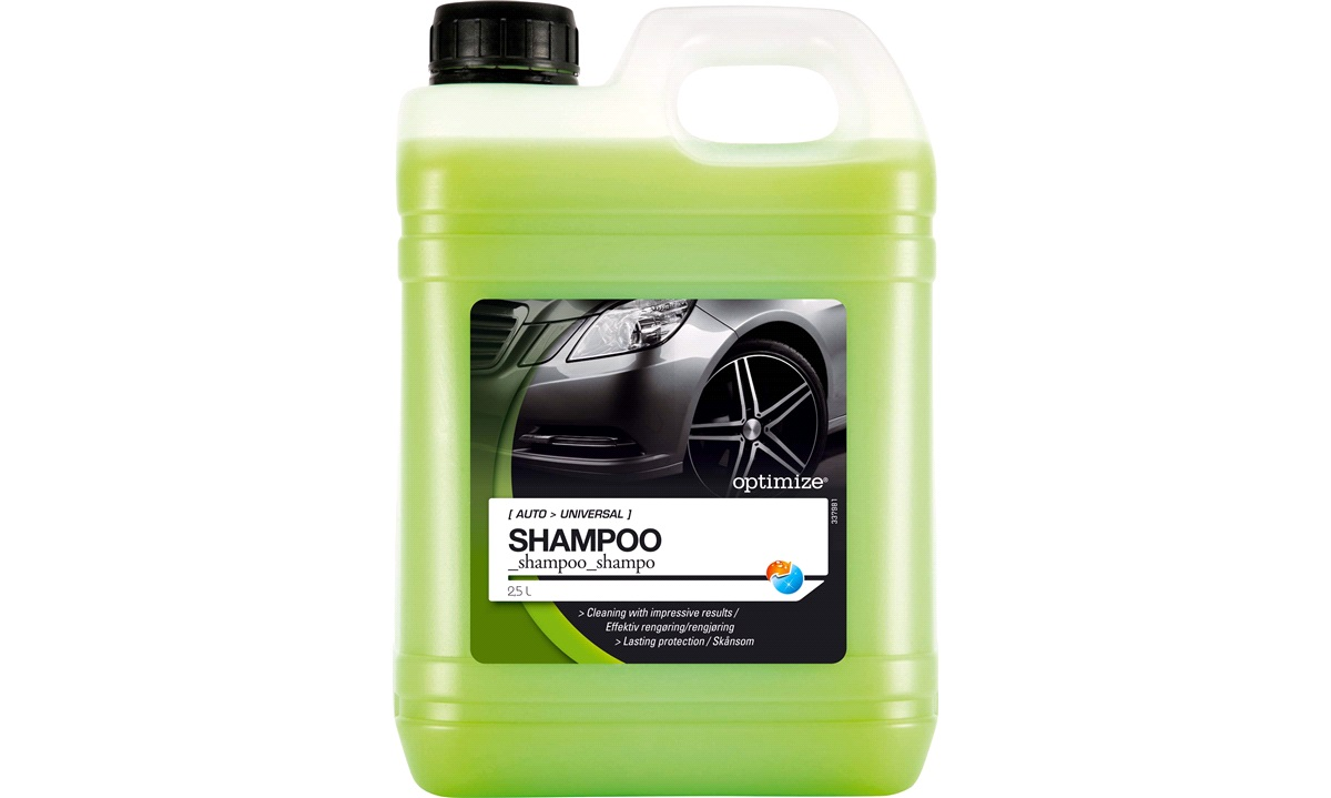 Autoshampoo 2,5L Optimize