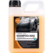 Bilshampoo med voks Eco 1L OPTIMIZE