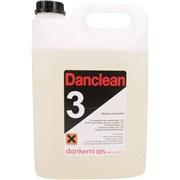 Danclean 3 rengøring og affedtning 5 L