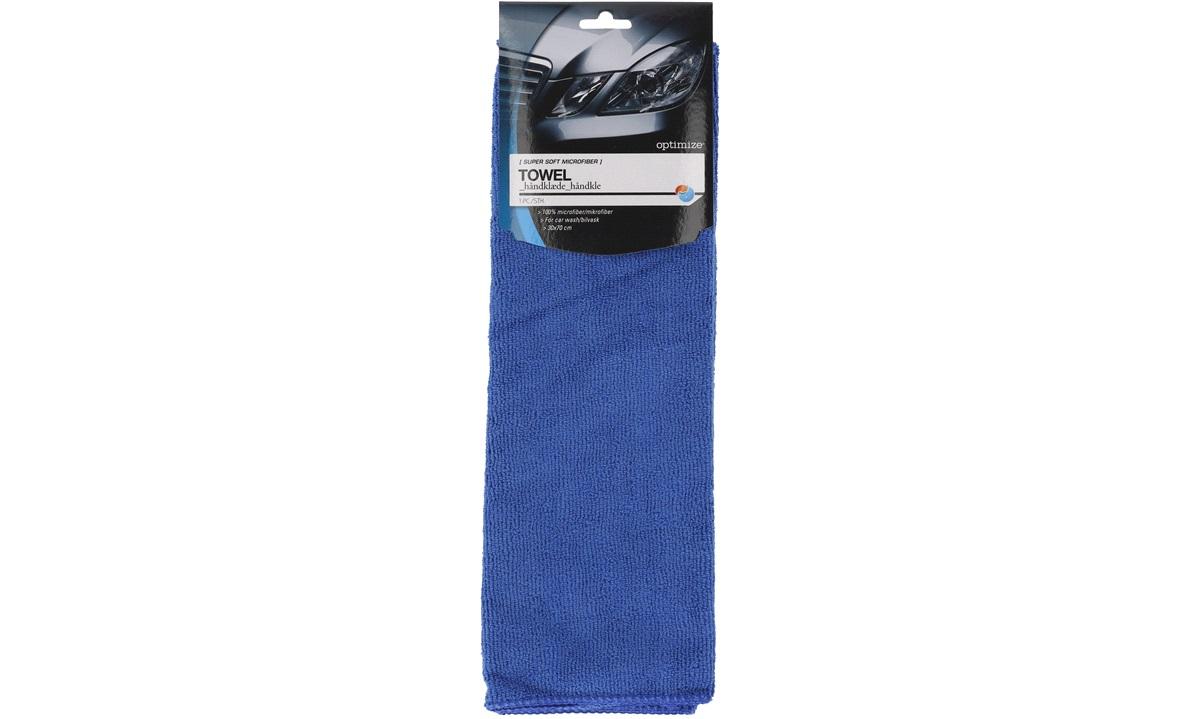 Microfiber håndklæde til bilvask 30x70