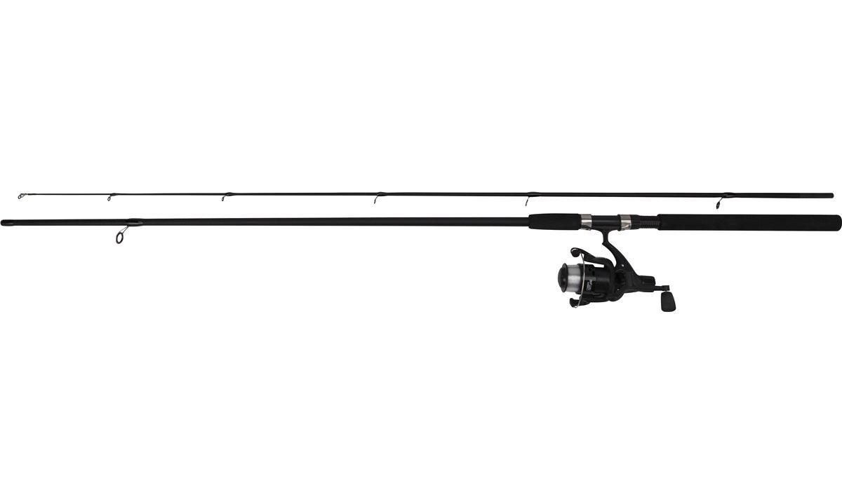 Fiskesett 273 cm, inkl. snelle og snøre