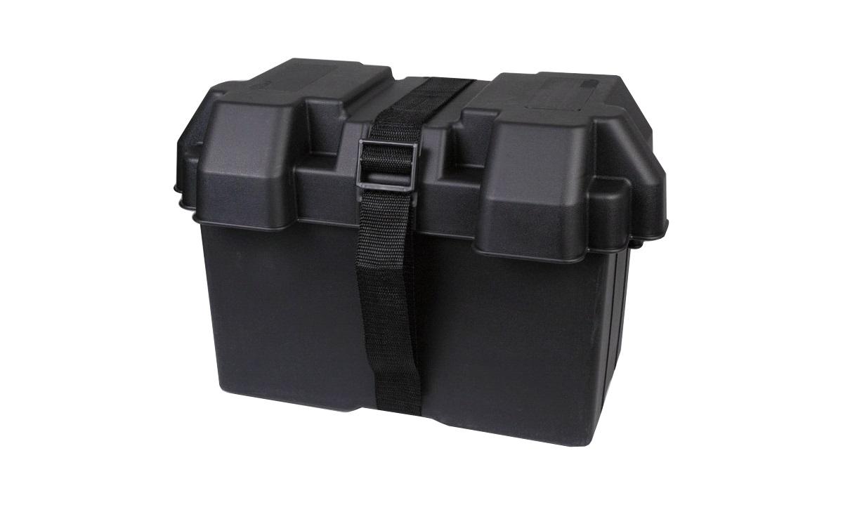 Batteriboks 43x22x25cm 115amp