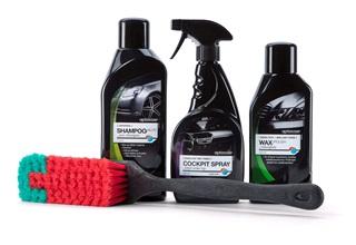Shampoo og vask