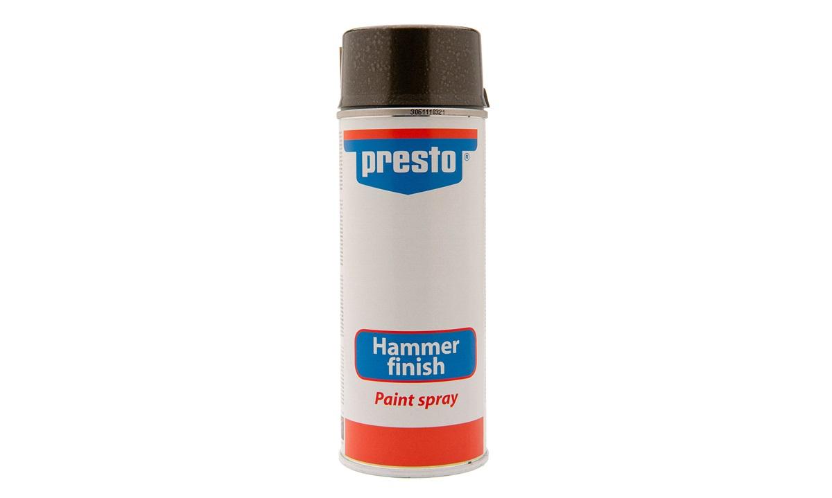 Hammerslag spray 400 ml. Antracit, synte