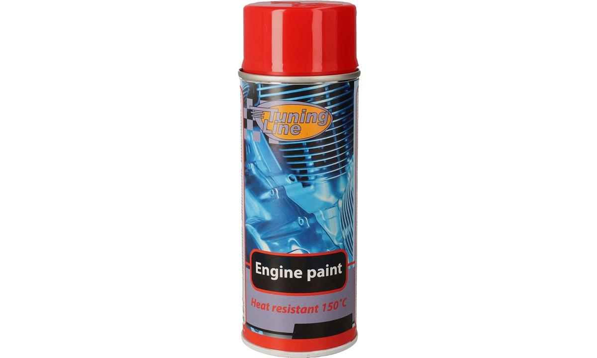 Motormaling Rød 400 ml. syntetisk