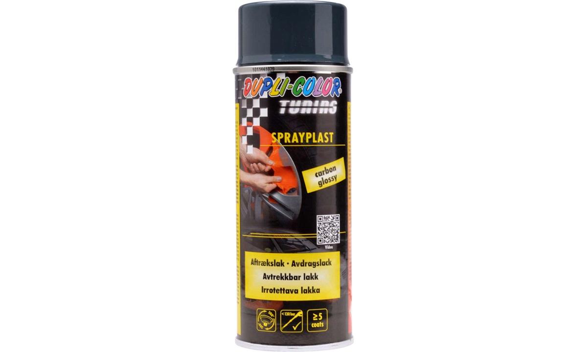 Sprayfolie blank carbongrå 400 ml.