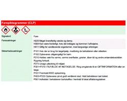 Rensebenzin 5L - Olie og kemi - thansen.dk