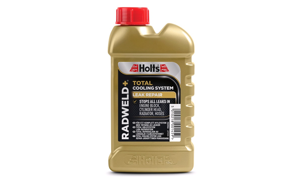 Kølerreparationsvæske RADWELD PLUS 250ml