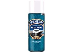 hvid spraymaling til metal