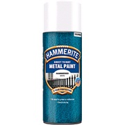 Hammerite White spray