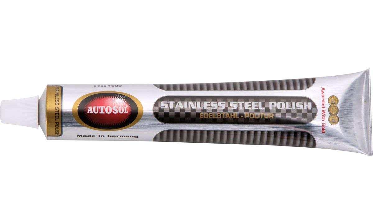 Autosol Stainless Steel Polish 75ml.