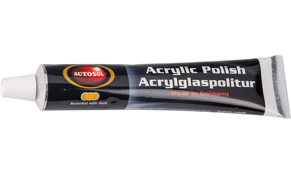 Autosol Acrylic Polish 75ml.