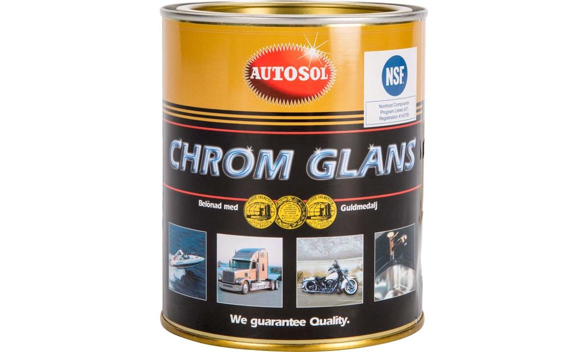 Autosol Chrom Polish box 750 ml.