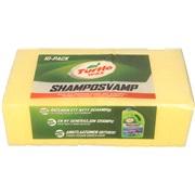 Turtle Svamp m/shampoo 10 stk.