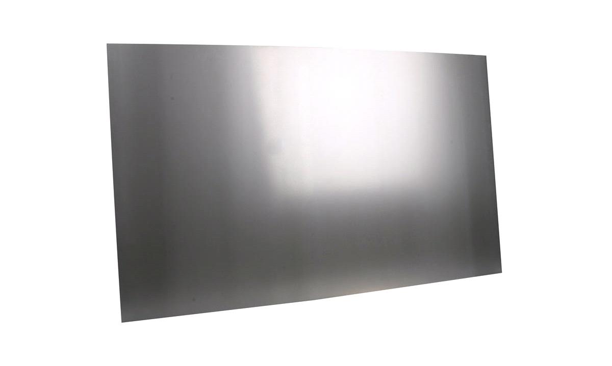 Karrosseriplade 0,8 mm 120 x 70 cm