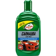Turtle Wax New! Carnauba Car Wax 500ml