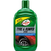Turtle Wax New! Tyre & Bumper Shine