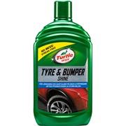 Turtle Wax Bumper & Tyre shine