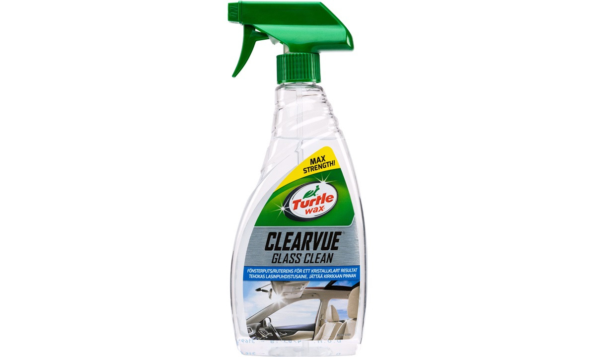 Turtle Wax Glass Cleaner 500ml