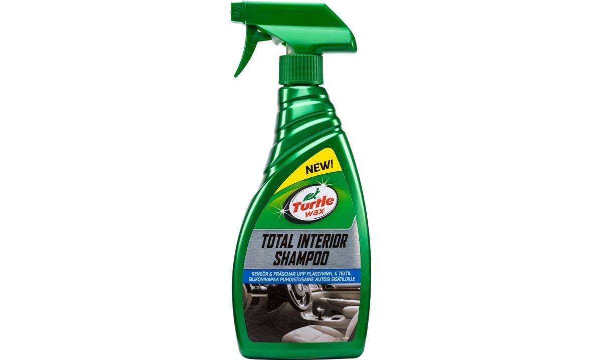 Turtle Wax Interiørshampoo 500 ml.
