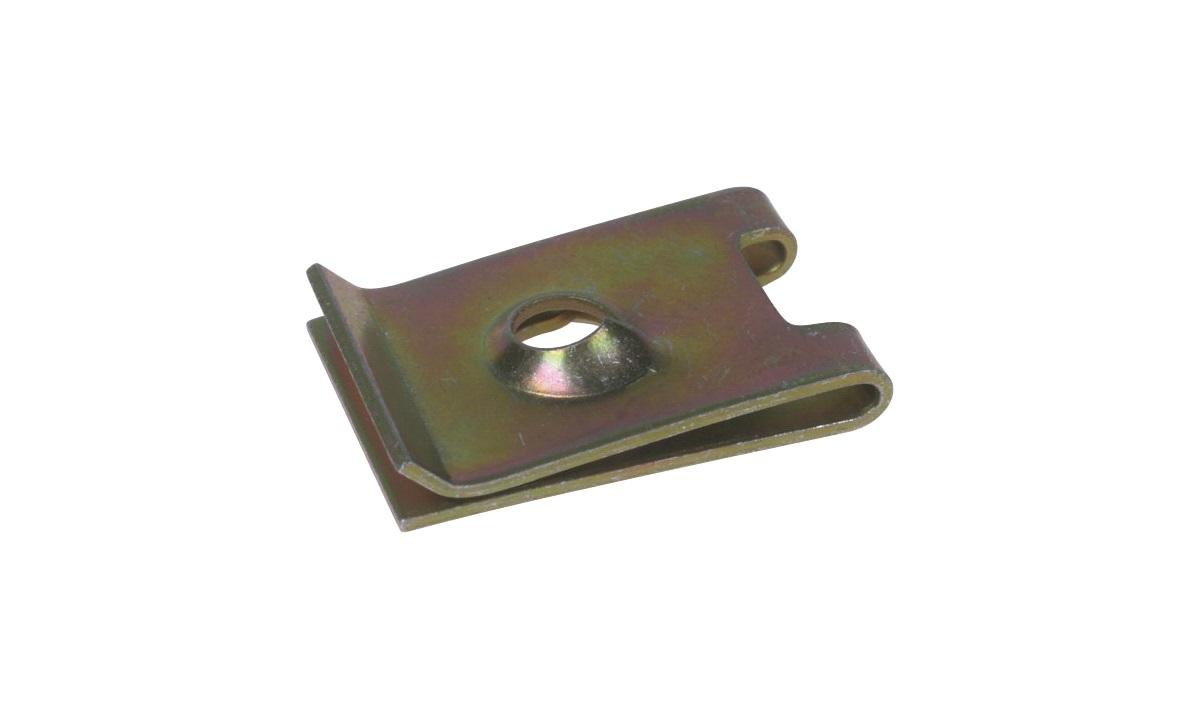 Plademøtrik 6,5 mm