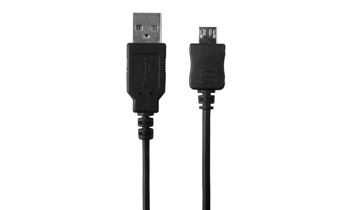 USB-kabel USB A til Micro-USB 1 m