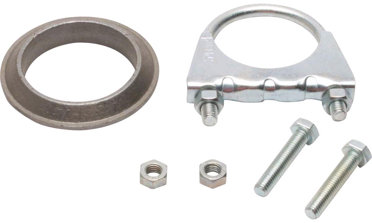 Monteringsett katalysator Polo 1,6+1,9D 12/95-9/01