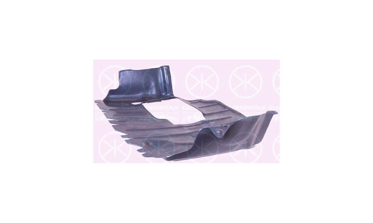 Plate u motor Golf III 8/91-9/97