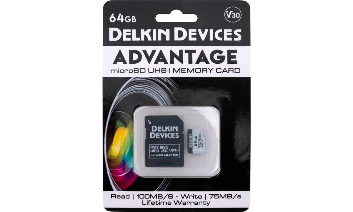 Minnekort, Micro SD kort 64 GB U3