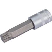 """1/2"""" pipe M18 XZN SPLINE - 100 mm"""