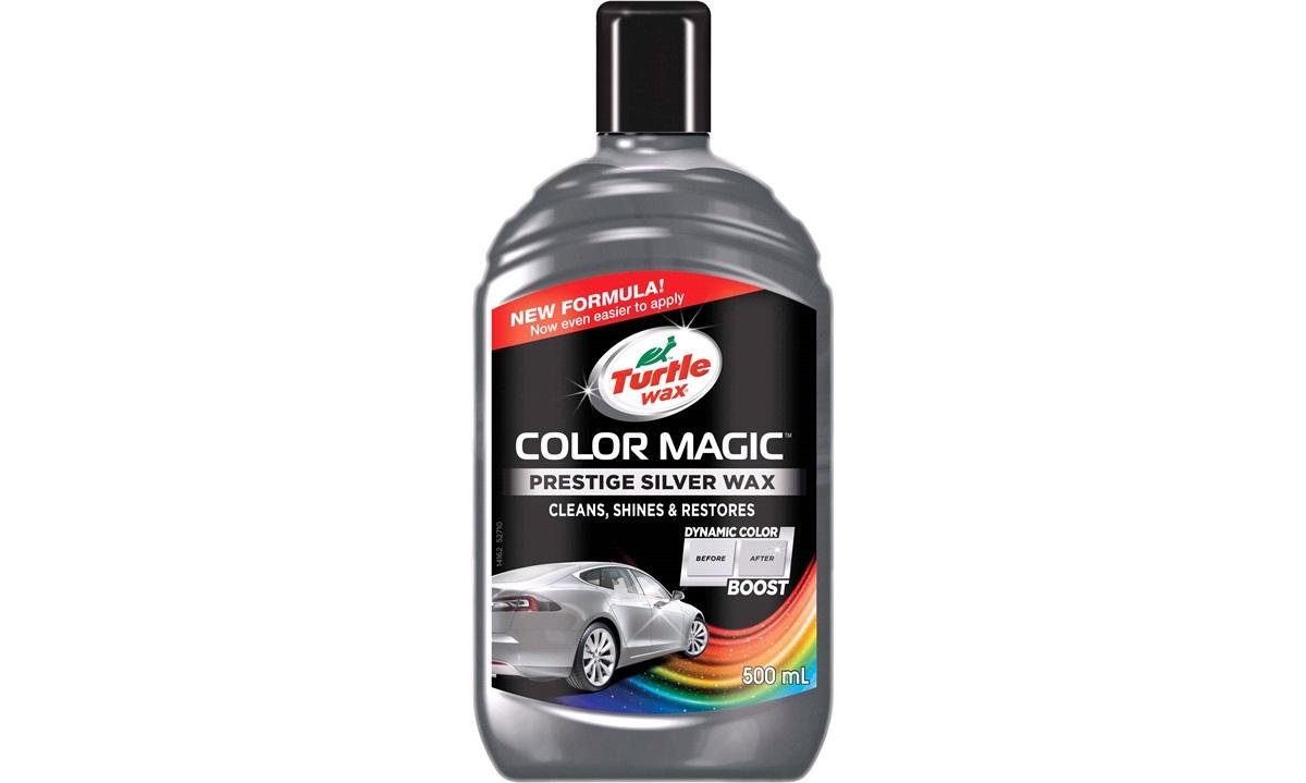 Color Magic Sølv 500 ml. Turtle