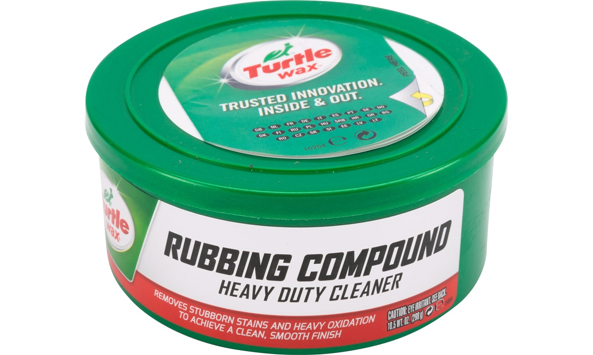 Turte Wax Rubbing compound 297 gr.
