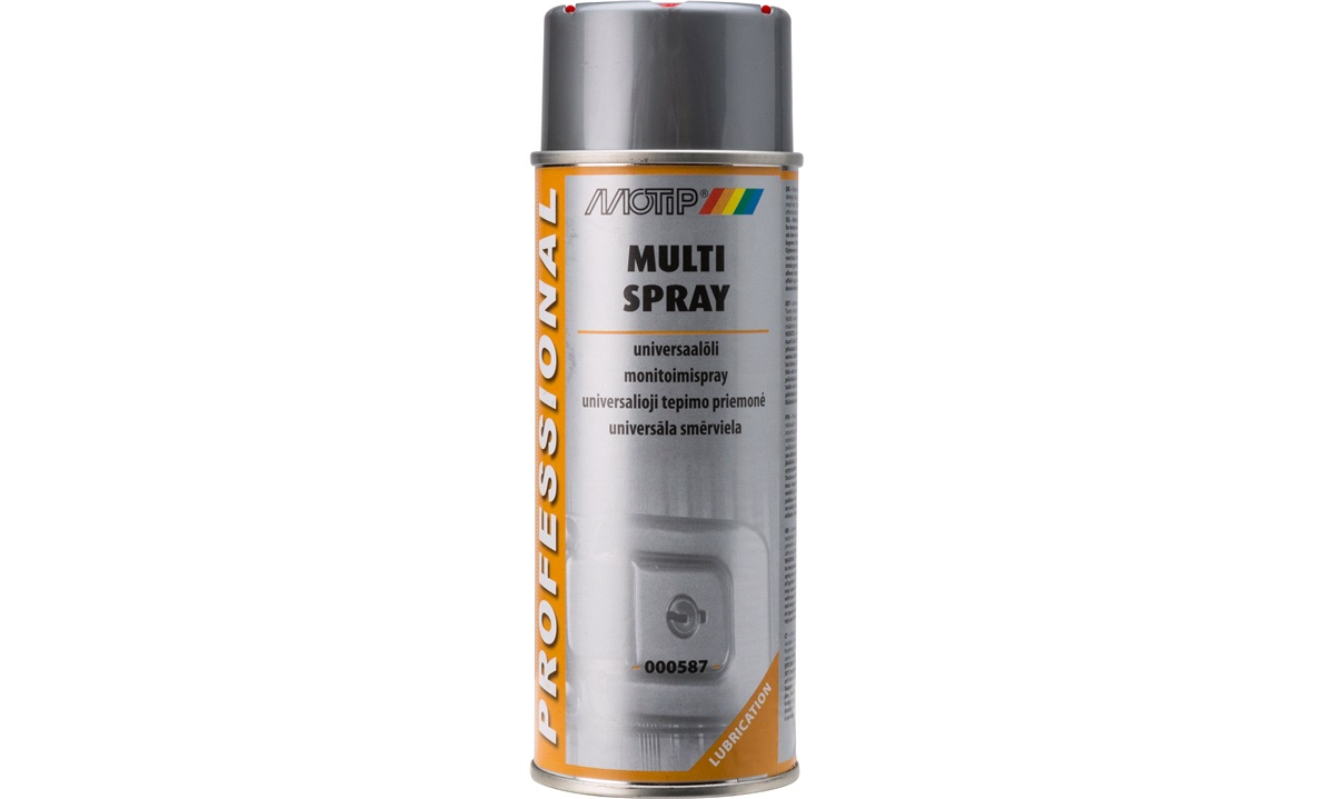 Motip Multispray 400ml