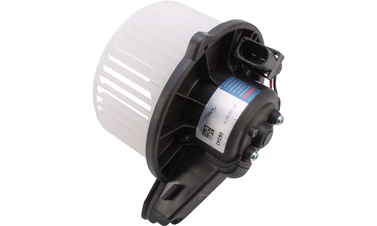 Blæsermotor, varmeapparat - (Ossca)