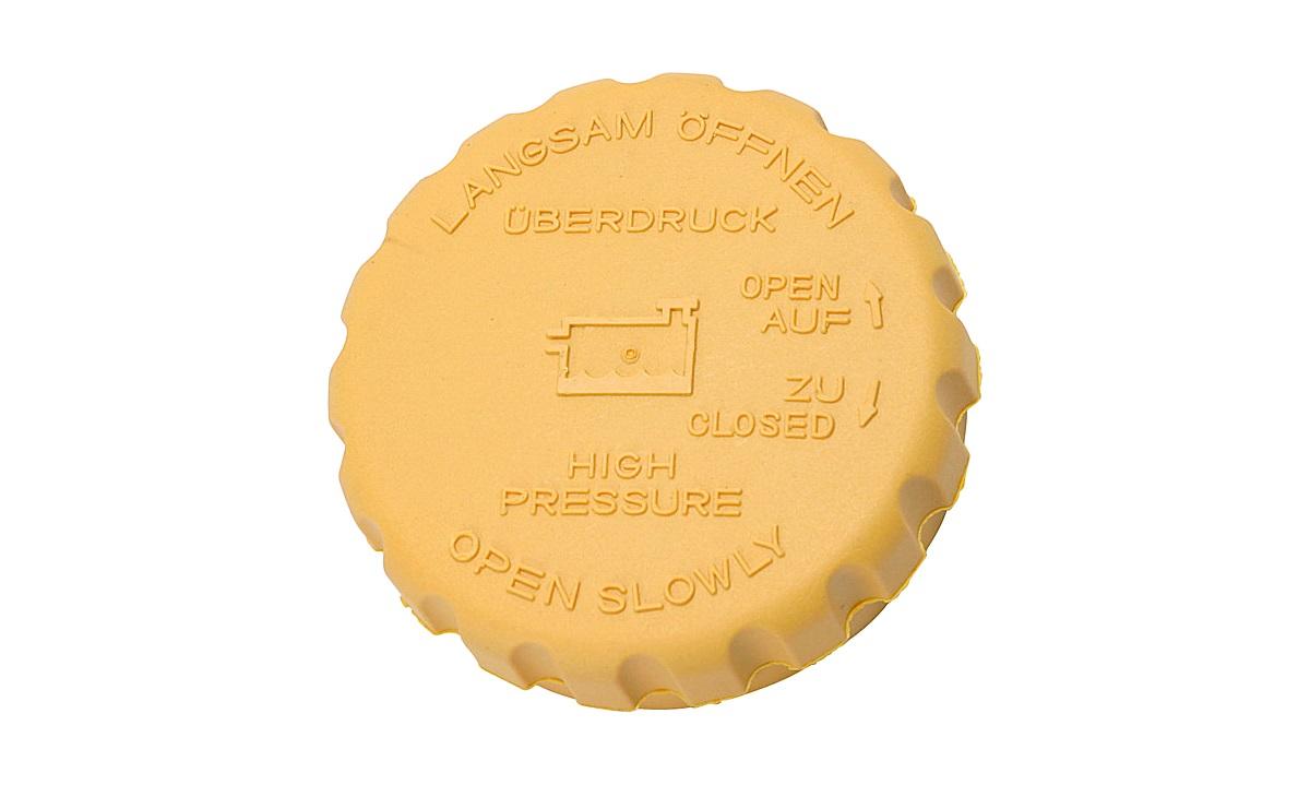Kølerdæksel - (OSSCA)