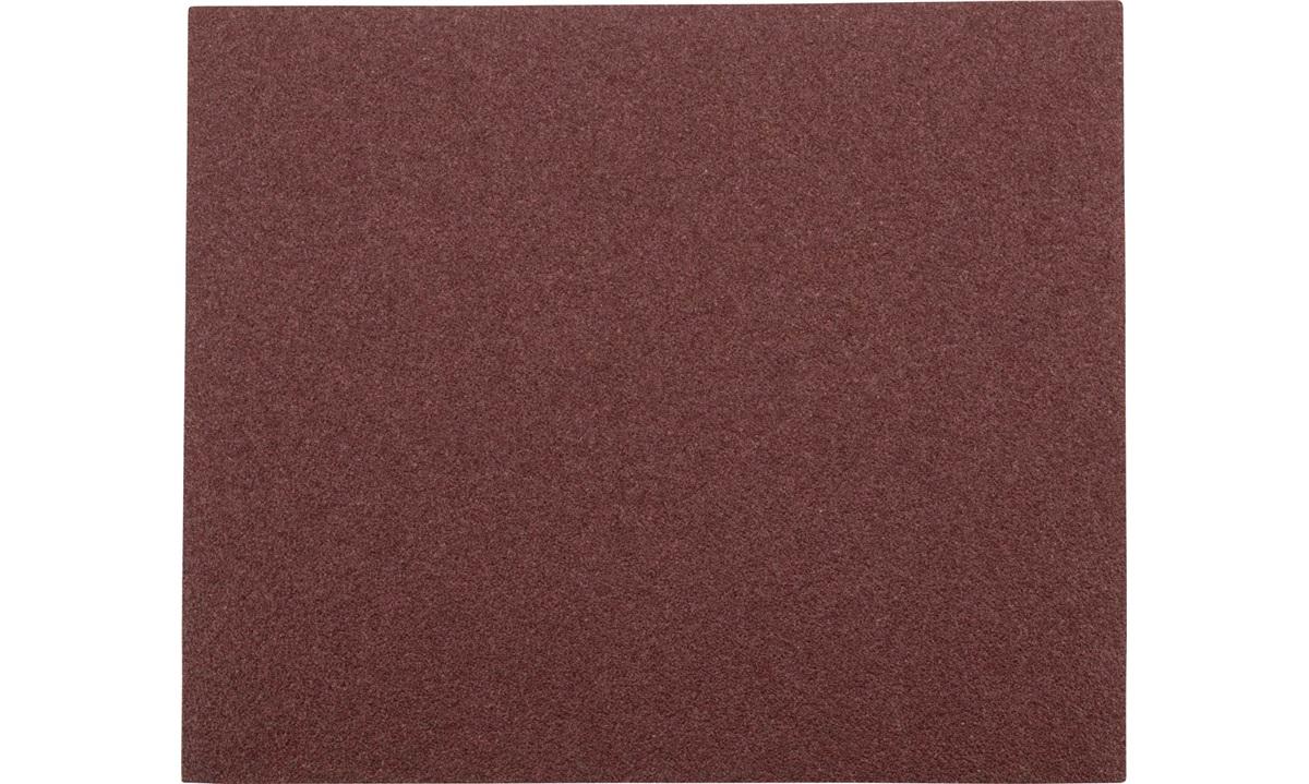 Smergellærred metal 203x280 mm Korn 40