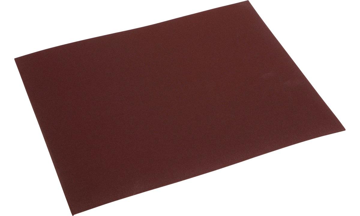 Smergellærred metal 203x280 mm Korn 150