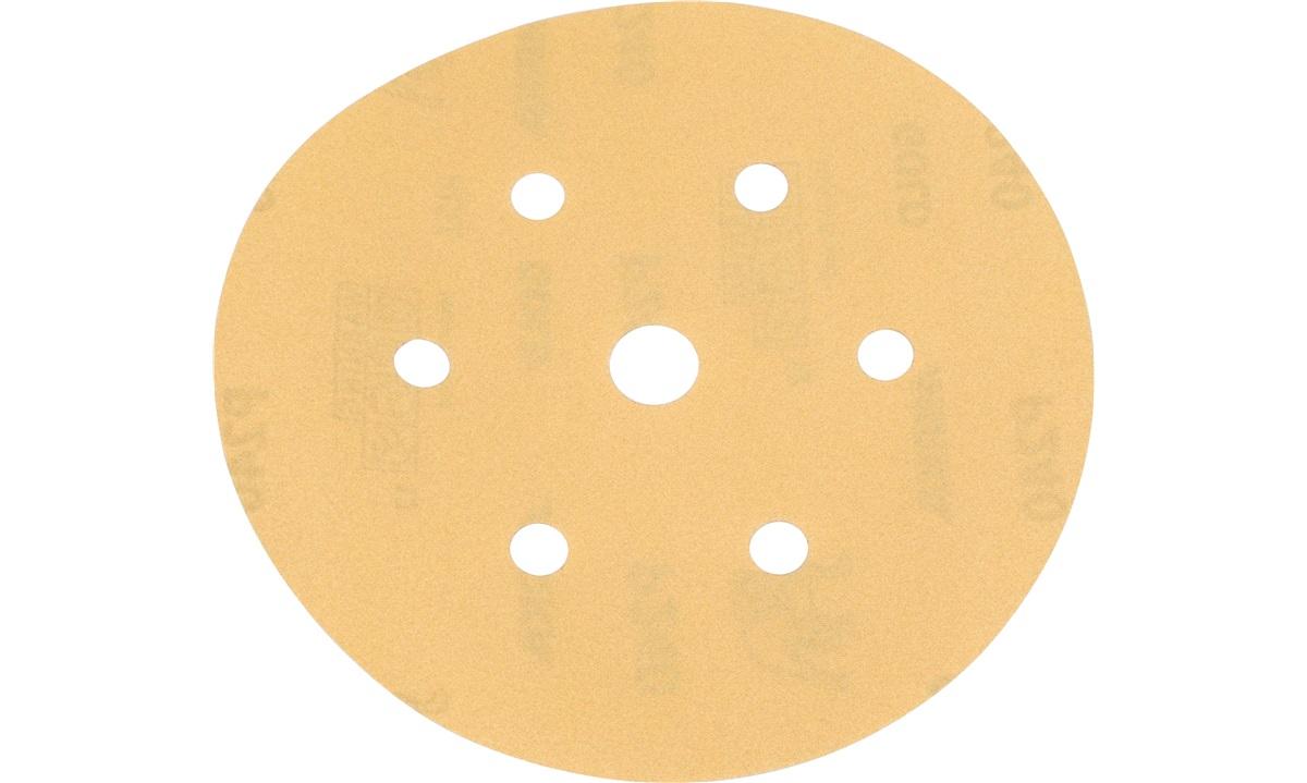 Fiber rondel 6H P240 ø150mm