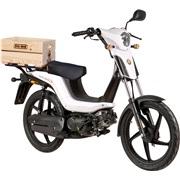 Bye Bike One 30 km/t Hvid 1S