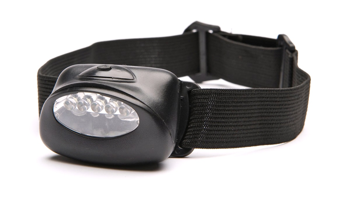 Pandelygte 5 LED