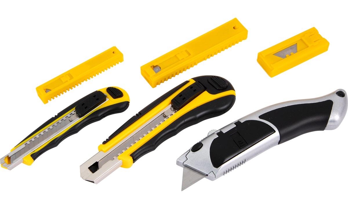 Knivsæt 3 forskellige størrelser