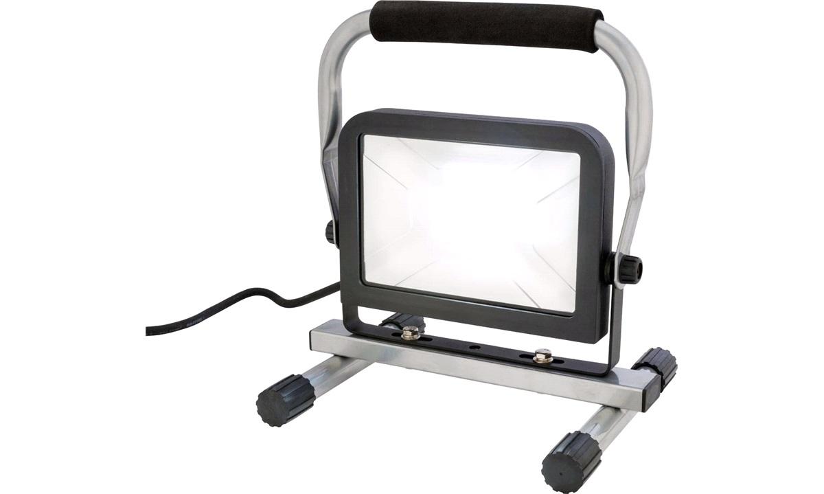 Arbejdslampe LED 30 W 230 V med fod