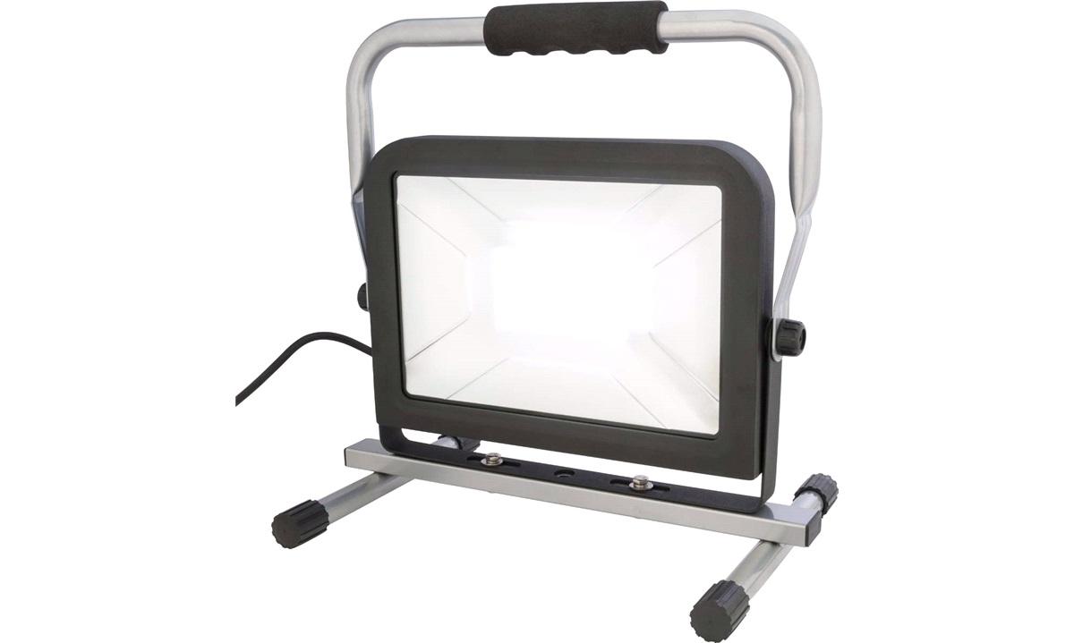 Arbejdslampe LED 50 W 230 V med fod