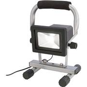 LED Arbejdslampe med fod genopladelig
