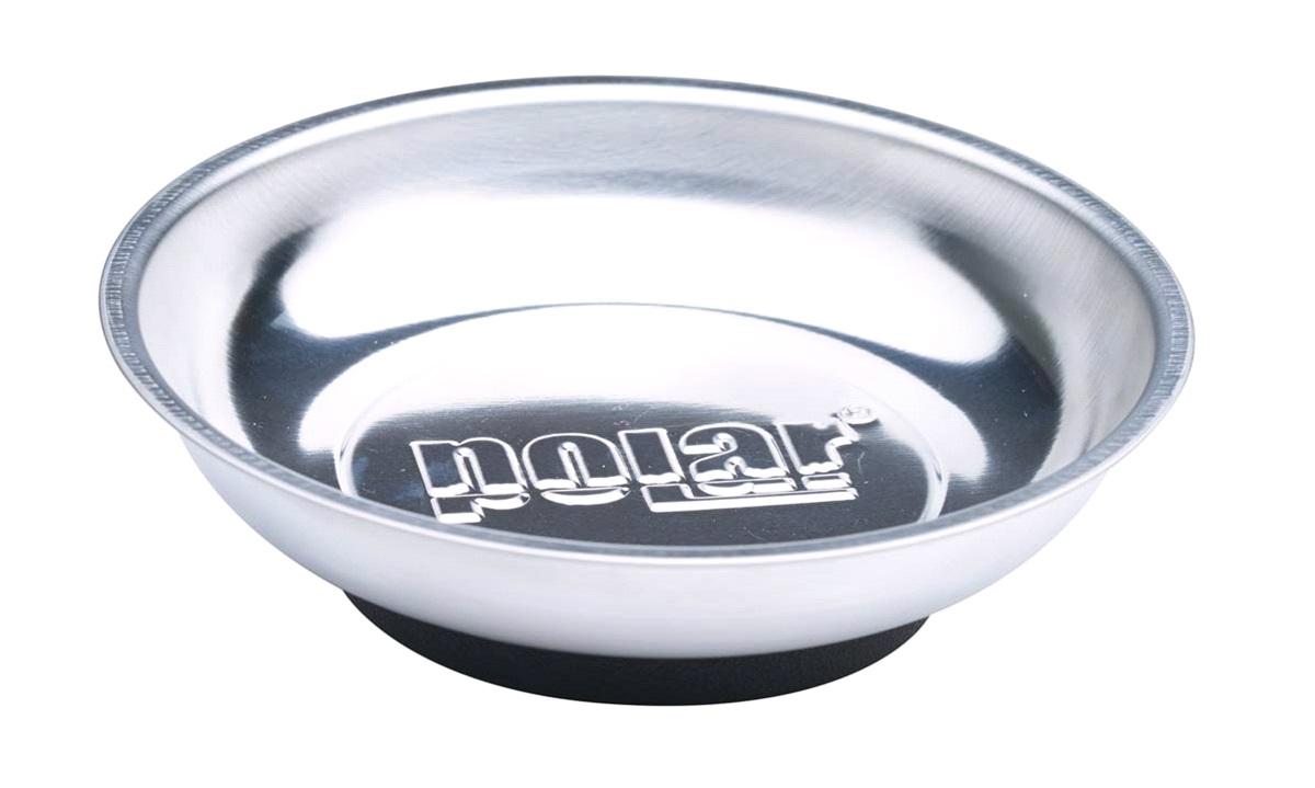 Magnetisk skål, Rund Polar Tools