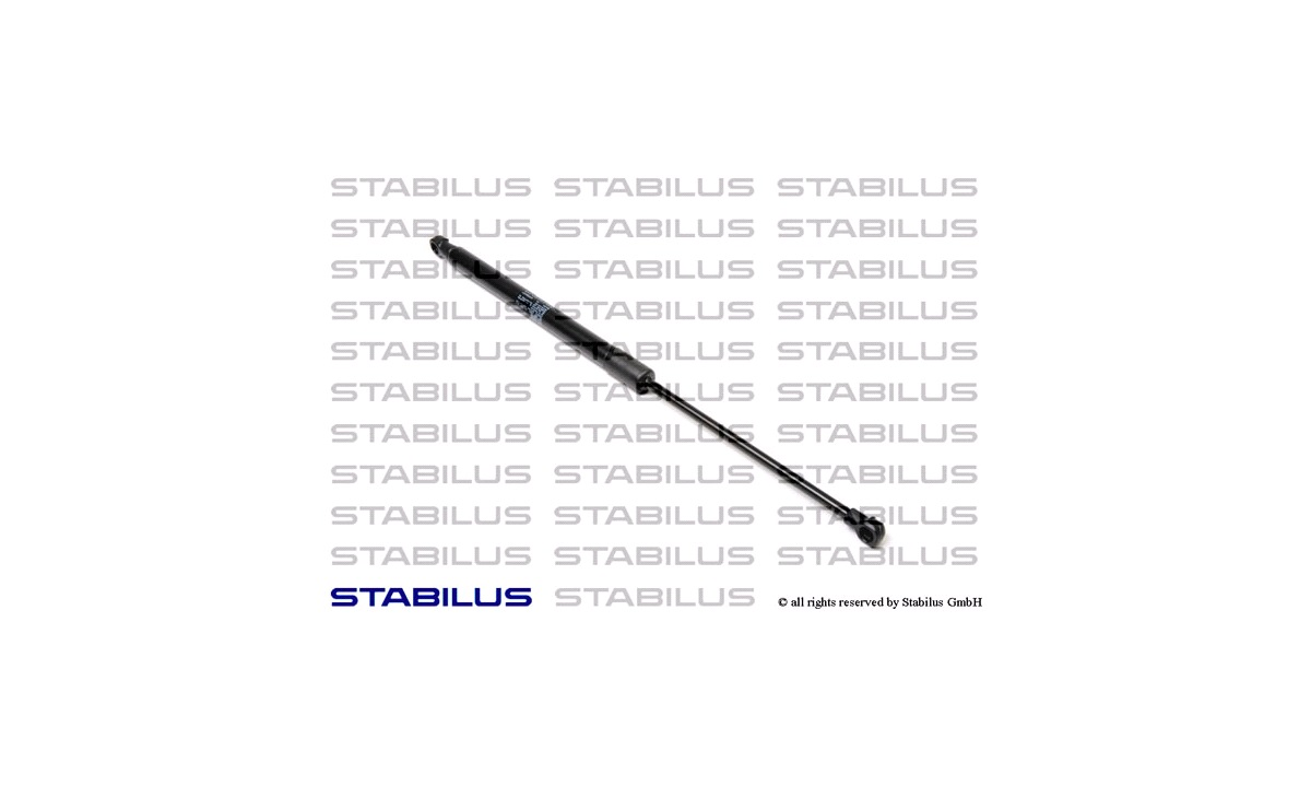 Bagklapsdæmper - (Stabilus)