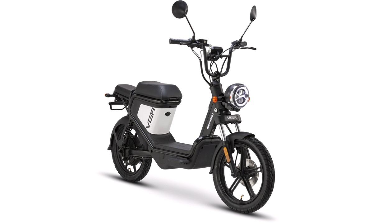 VGA GEV1000 45 km/t el-scooter 48V20Ah