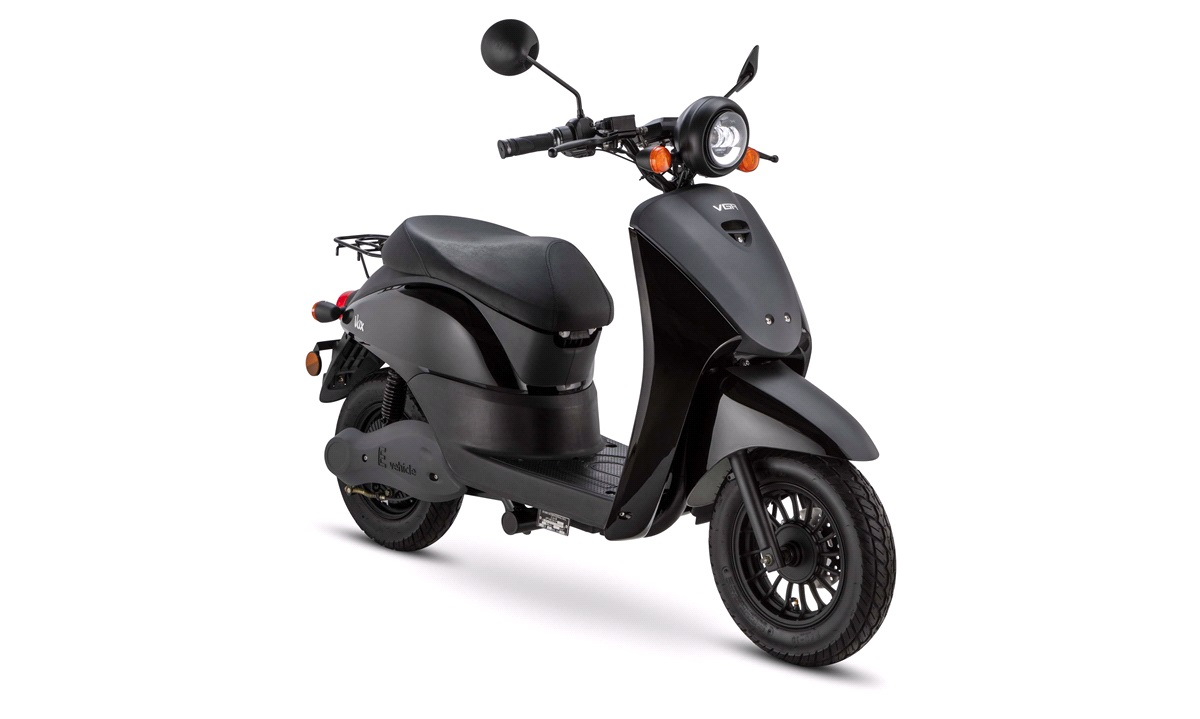 VGA Vax el-scooter 30 km/t 48V-25Ah