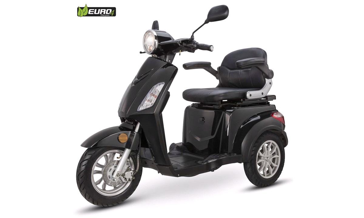 El-scooter VGA Tres 3-hjul 25 km/t DEMO