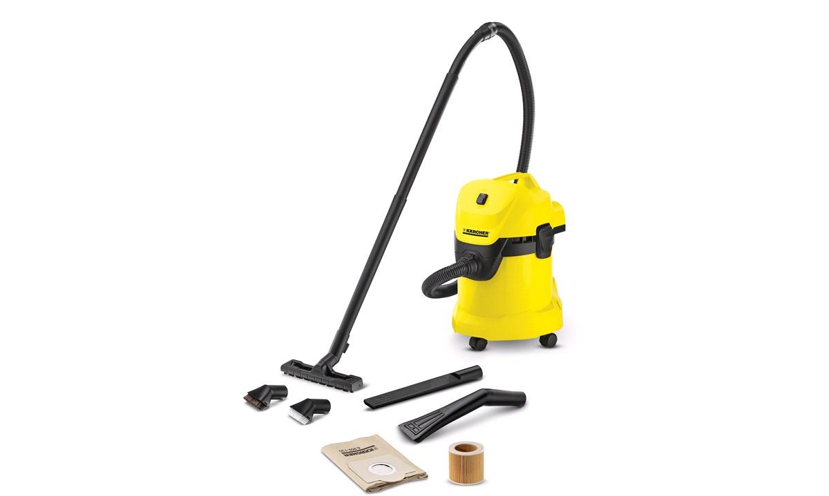 Kärcher WD 3 våd/tør støvsuger
